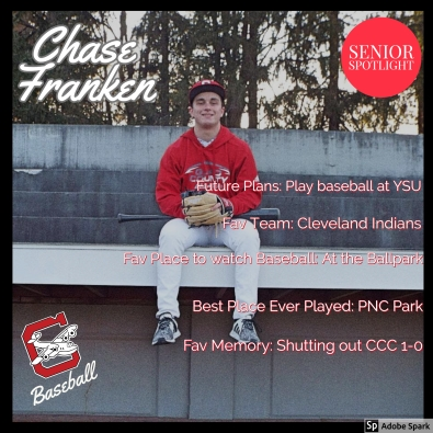 Chase F Senior Spotlight