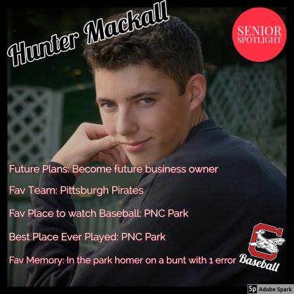 Hunter M. Senior Spotlight