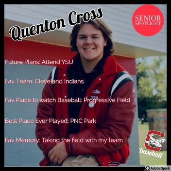 Q Cross Senior Spotlight Final
