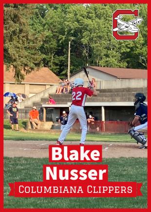 Blake Nusser