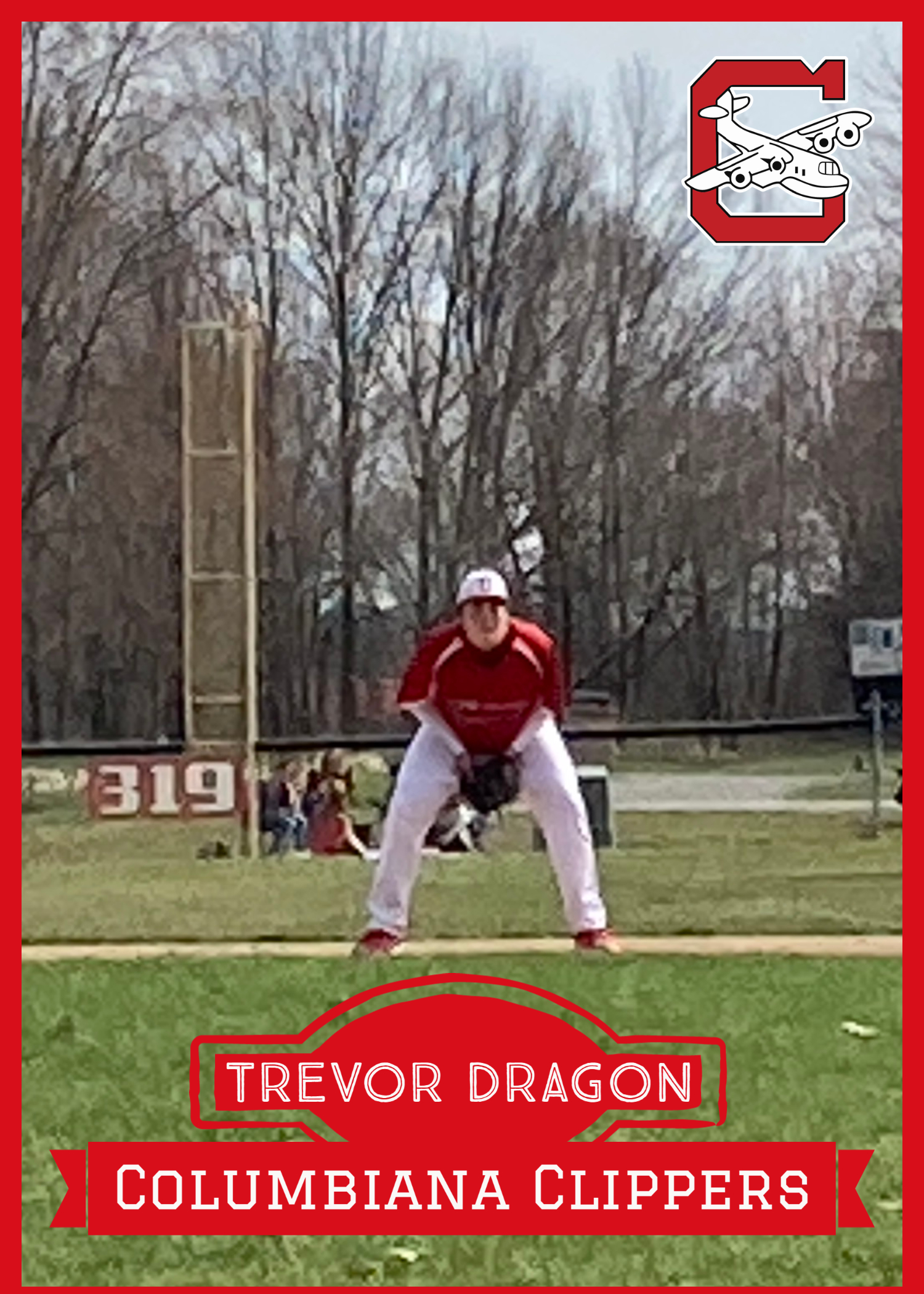 Trevor Dragon